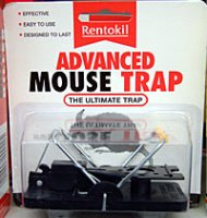 Rentokil Advanced Mouse Trap