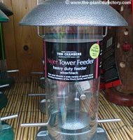 Tower Nyjer Seed Feeder Small