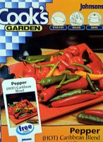 Pepper - Hot Caribbean Blend