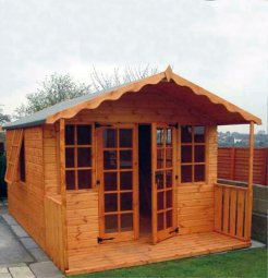 Durham Summerhouse 10' x 8' including Vat and Delivery*