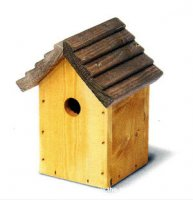 Cosy Bird Nest Box - 28mm entrance