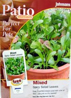 Mixed Salad Leaves - Mild