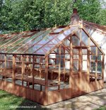 Apex Greenhouse 13'1 wide