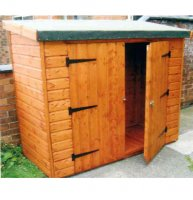 "Tool Tidy Shed 2'6"" x 6' - including Vat and Delivery*"