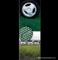 Fixing Pins for Turf and Grass Protection Mesh - pack of 25