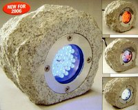 Rock Light with 30 Blue LED's
