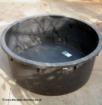 90cm Round Pond and Water Feature Reservoir
