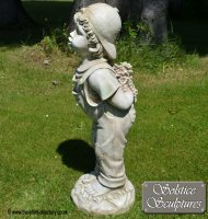 Henry Statue Stone effect 48cm