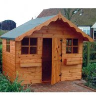 The Cottage Playhouse 5' x 7' including Vat and Delivery*