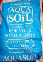 Aquatic Compost - Aqua Soil - 4 litre