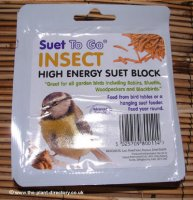 Insect Suet Block