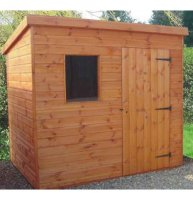 Malton Pent Shed 8' x 8' - including Vat and Delivery*