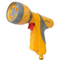 Hozelock Multi Spray Gun - 6 spray patterns