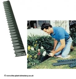Flexible Lawn Edging - 1m x 13cm