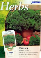 Parsley Seed - Moss Curled 2