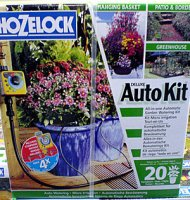 Hozelock Auto Deluxe Watering Kit