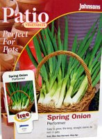 Spring Onion Seed - Performer