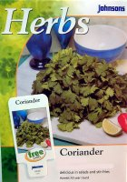 Coriander Seed - for Seed