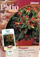 Pepper - Hot Super Chilli F1