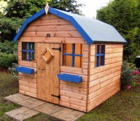 Doodle Playhouse 6' x 6' - including Vat and Delivery*