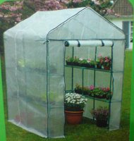 Large Walk-In Greenhouse - Replacement Cover