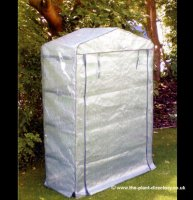 Extra Wide 4 Tier Greenhouse - Replacement Cover