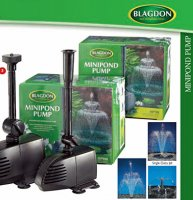 Blagdon Mini 700 Pond and Fountain Pump