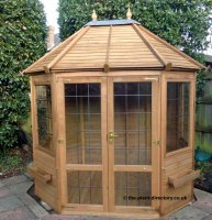 Octagonal Cedar Summerhouse 6' x 6' inc Vat and Delivery