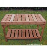 Greenhouse Potting Bench - 120cm x 55cm inc Delivery