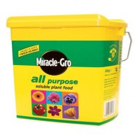 Miracle Gro All Purpose Soluble Plant Food - 2kg Tub