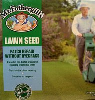 Fine Lawn Grass Seed - 250g Patch Pack