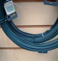Plastic Coated Line Wire 20m x 3.5mm