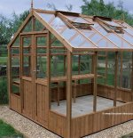 Apex Greenhouses - Safety Glass