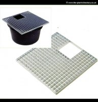 Victoria 240 litre Round Reservoir with 100cm Square Grid
