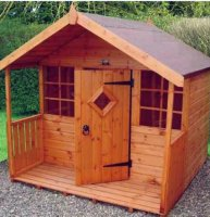 The Playhouse 4' x 6' - including Vat and Delivery*