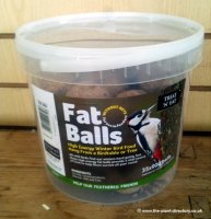 Fat Balls without Nets x 35