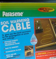 Seed sowing extras the plant directory for Soil warming cable