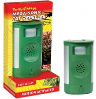 Sonic Cat Repeller
