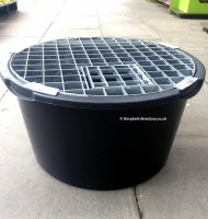 66cm Round Reservoir and Water Feature Grid incl Access Cover