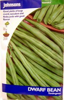 Dwarf Bean Seed - Tendergreen
