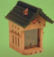 Butterfly and Lacewing House