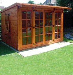 Carlton Summerhouse 8' x 10' including Vat and Delivery
