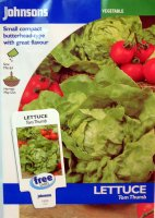Lettuce Seed - Tom Thumb