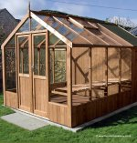 Greenhouse Shed Combinations