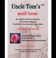 Uncle Toms Rose Tonic - 500ml