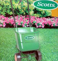 Scott's Rotary Lawn Spreader with Free Shipping