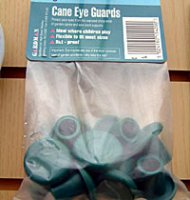 Cane Eye Guards