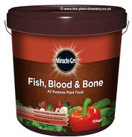 Miracle Gro Fish Blood and Bone - 10kg Tub