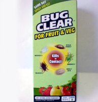 Bug Clear for Fruit and Vegetables - Concentrate