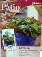 Lettuce Seed - Red and Green Salad Bowl Mixed